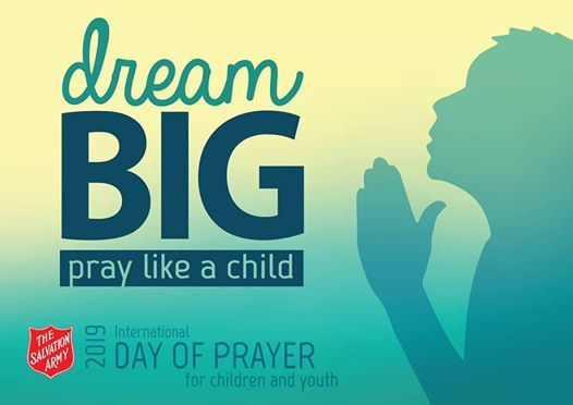 International Day of Prayer for Children and Youth