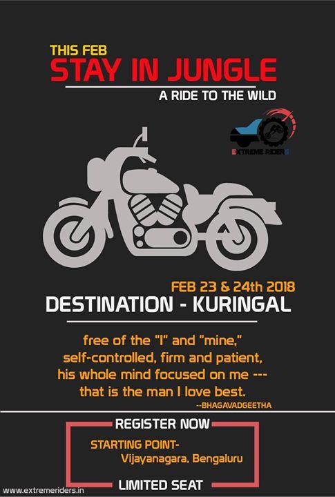 Wild Ride To Kuringal