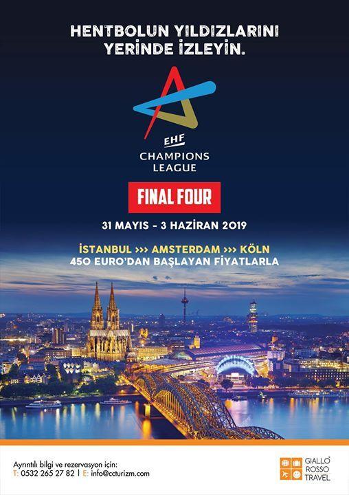 ampiyonlar Ligi Final Four Turu