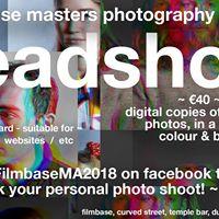 Filmbase MA Fundraising Headshots