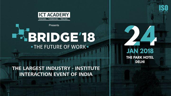 Bridge 18 - Delhi