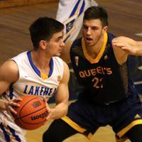 Lakehead Basketball vs. Queens Gaels (Kingston ON)