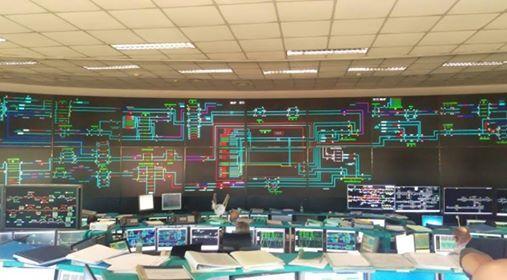 Visita Tecnica Sala CCC di Napoli Centrale