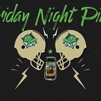 Friday Night Pints (v. Kentucky)