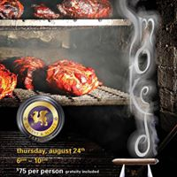 August Cigar Dinner - Smoked Out
