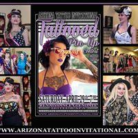 Miss AZ Invitational Tattooed Pin-Up Contest