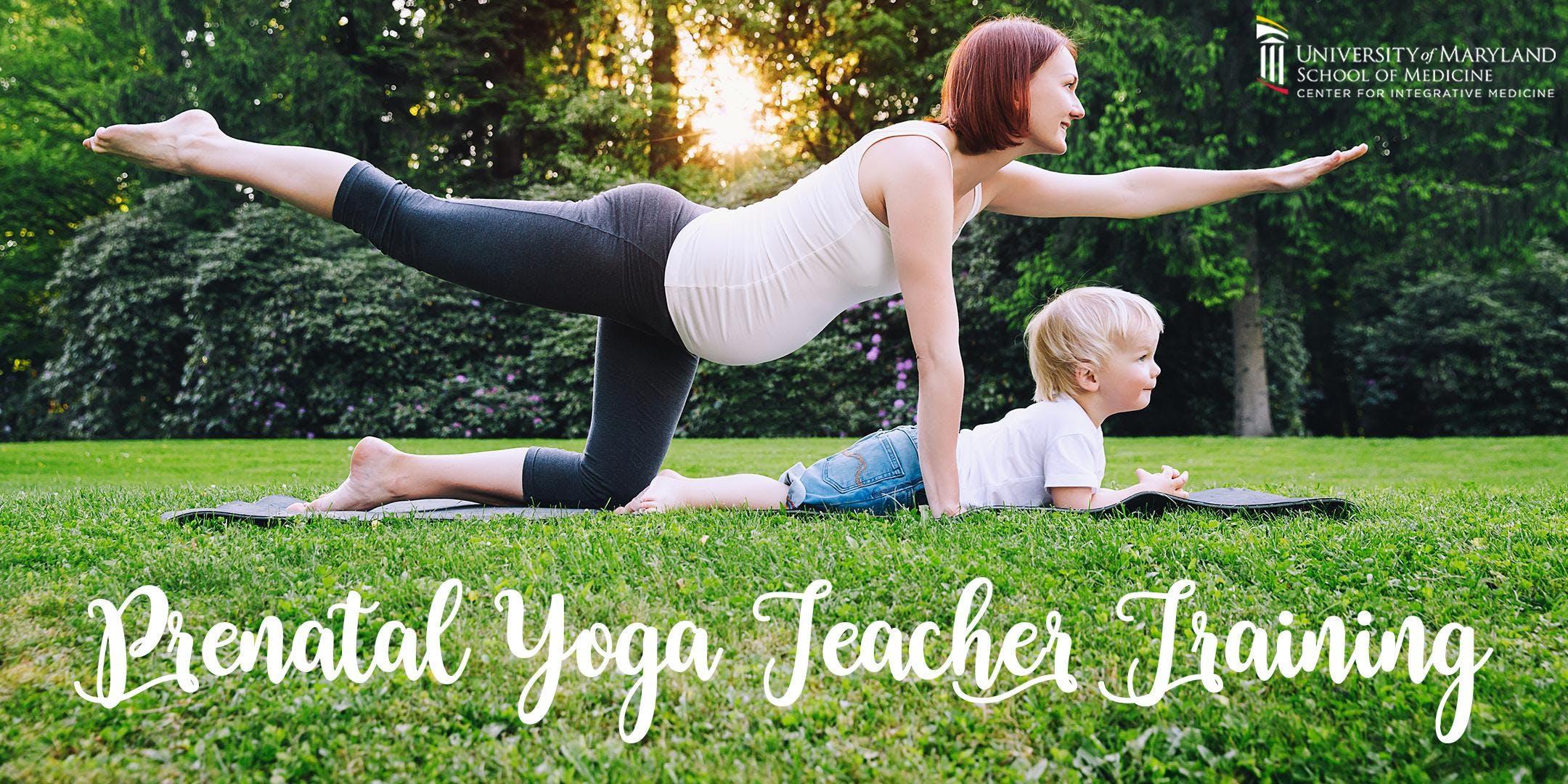 Prenatal Yoga Teacher Training At Smc Campus Center At University Of