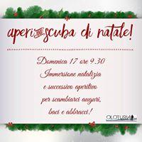 Aperi&ampScuba di Natale da Oloturia