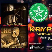 Krypton Unplugged &amp Rafael (ex-IRIS)  17 Nov Bucuresti.