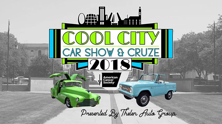 Cool City Car Cruze At Midland Street Business District Bay City - Bay city car show 2018