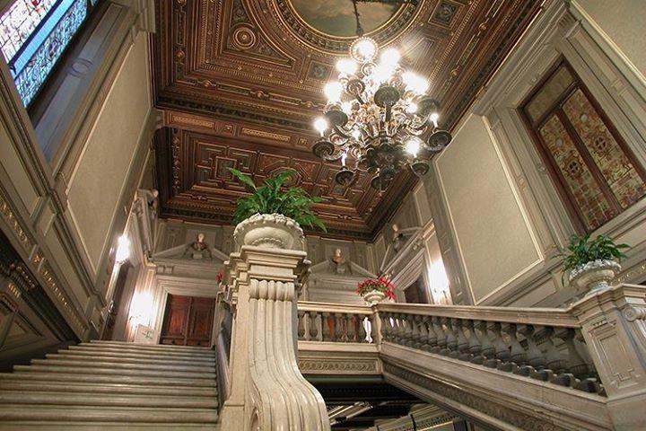 Visita Palazzo Cisterna  presentazione Lincanto della Torre