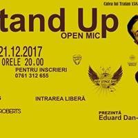 OPEN MIC stand up &amp after party - ABY STAGE BAR