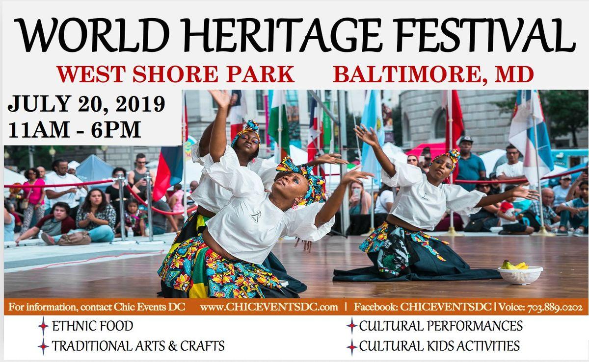 World Heritage Festival  Baltimore MD