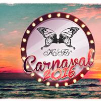 CARNAVAL KISS &amp FLY GUARUJ  5 6 7 8 e 9 de Fevereiro