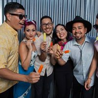 Las Cafeteras  Canmore Folk Music Festival 2017