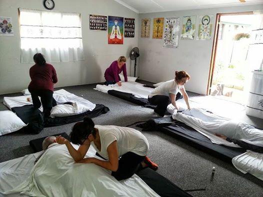 Full Body Shiatsu Training