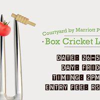 Box Cricket League