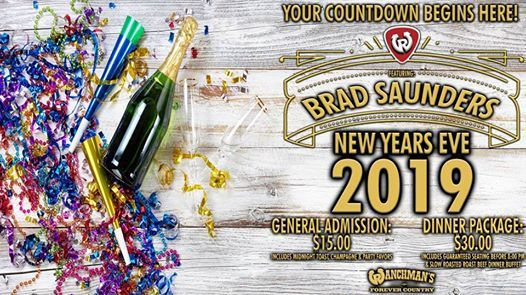 New Years Eve 2019 - Your Countdown Begins Here