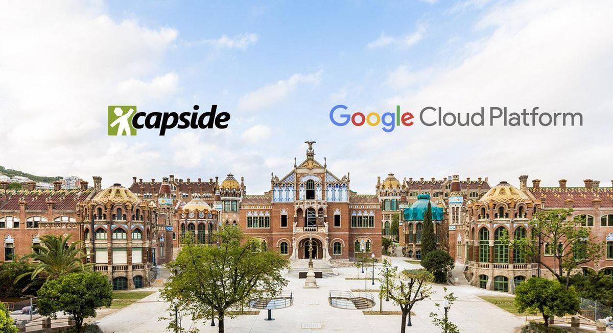 Reinventando el departamento de IT con Google Cloud