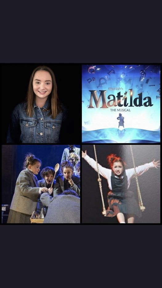 MATILDA INTENSIVE with West End Cast Member Robyn Ashwood