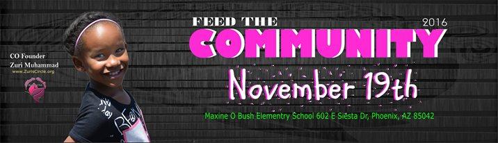 foto de 4th Annual Feed The Community at Maxine O Bush Elementary
