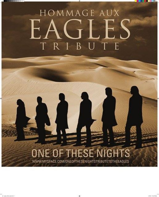 Tribute to The Eagles One Of These Nights 2nd Show