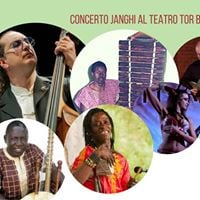Concerto Janghi world music