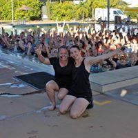 Townsvilles Guinness World Record Attempt - Largest Aqua Class