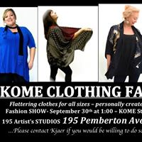 One Of A Kind Artistic Clothing &amp Free Drop In Fashion Show