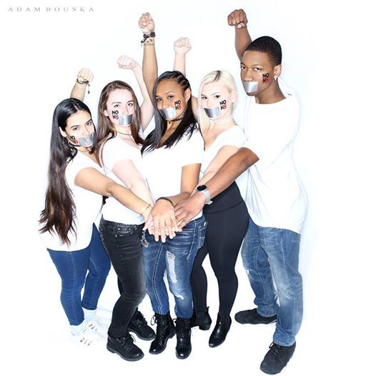 Open NOH8 Photo Shoot at Orlando Pride Hosted by Nissan