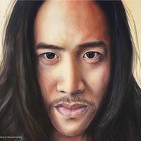 Evolve. Drawing Portraiture