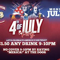 Pre 4th of July Party at Whiskey River