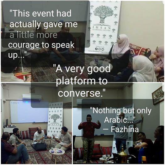 Arabic Conversation Meet-up