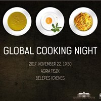 Global Cooking Night by ESN Eszterhzy