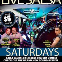 Live Salsa Saturdays ft. Marisol Miranda Tribute to La India