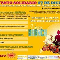 Evento Solidario Sanando El Alma