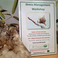Stress Management Holistic Workshop