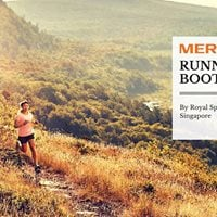 Merrell Running Bootcamp (32 Slots Only)