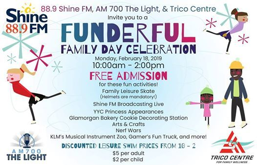 Funderful Family Day Celebration