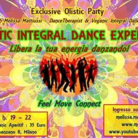 Ecstatic Integral Dance Experience - Exclusive Olistic Party