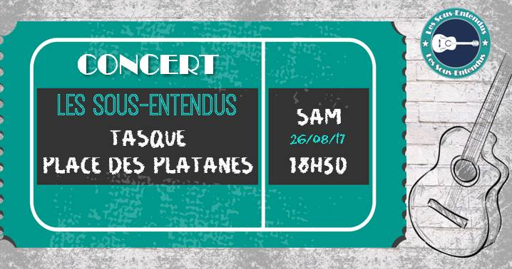 Concert Les Sous-Entendus