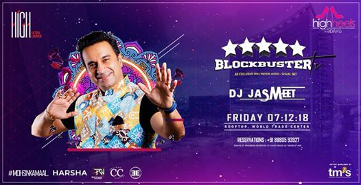 High Heels Fridays  Bollywood Blockbuster TV w Dj Jasmeet HIGH