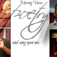 Moving Voices open-mic poetry &amp song  The Art House Fri