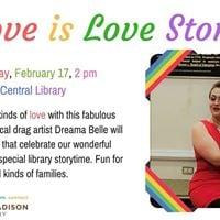 Love is Love Storytime at Central Library