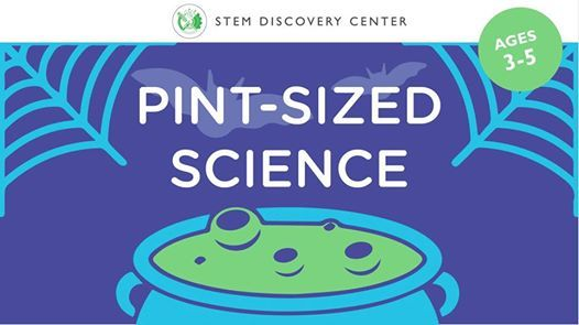 Pint-Sized Science Spooky Science