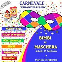 Grande Festa di Carnevale 2018