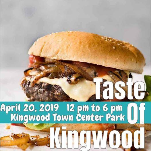 Kingwood Town Center: Taste Of Kingwood