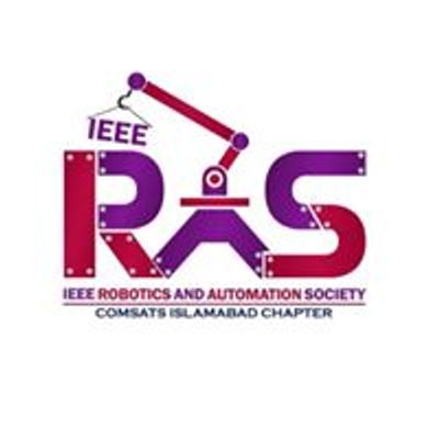 IEEE Robotics and Automation Society Comsats Islamabad Chapter