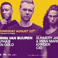 Armin van Buuren  Sunnery James &amp Ryan Marciano  H Ibiza
