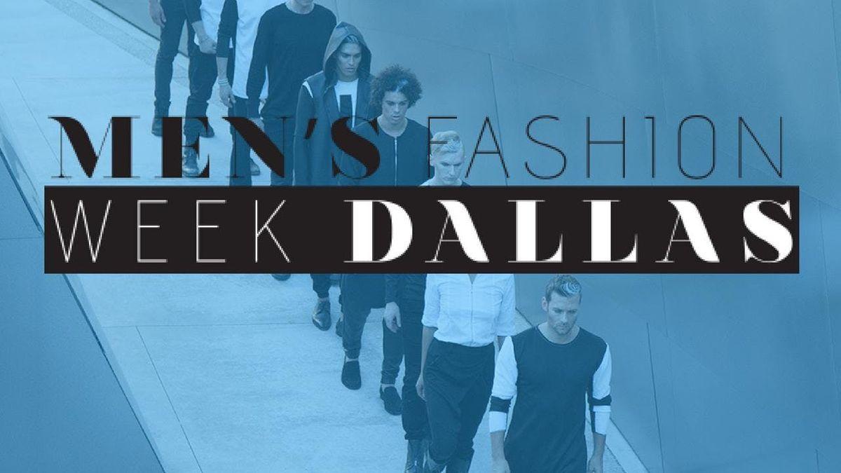 Mens Fashion Week Dallas